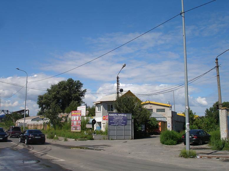 Продам имущественный комплекс 2800 кв.м. на Дарнице,ул.Магнитогорская