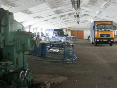 Продам завод металлоконструкций в с.Бузовая, Киево-Святошинский р-н