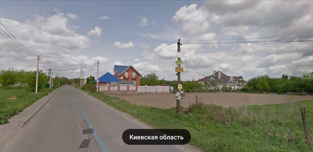 Продам 30сот земли с. Ходосовка ( Ходосеевка ) р-н Мануфактура Мегамаркет 6км Киев рядом Лесники