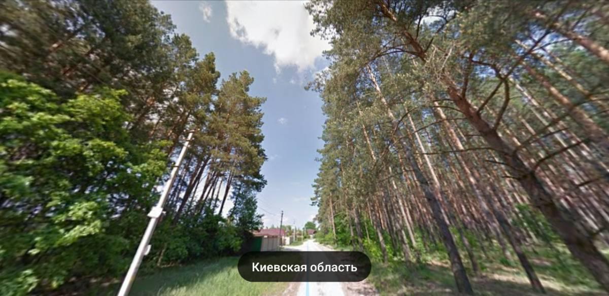 Продам 70 сот земли с. Тарасовка Обуховский р-н рядом с. Новые Безрадычи 22 км Киев