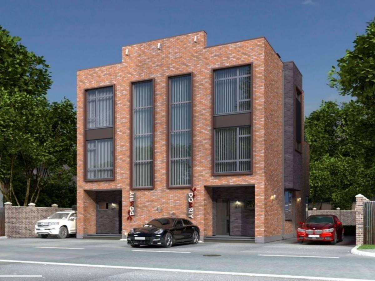 Продам дом дуплекс 209 м2 в стиле Hi-Tech 1 км м. Академгородок