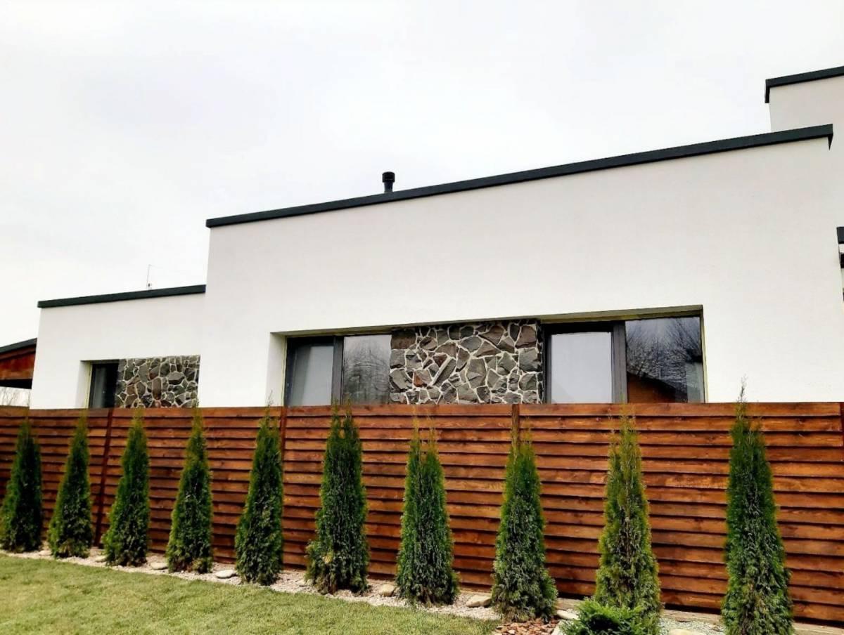 Продам дом 210 м2 в стиле Hi-Tech с. Белогородка 5км Киев