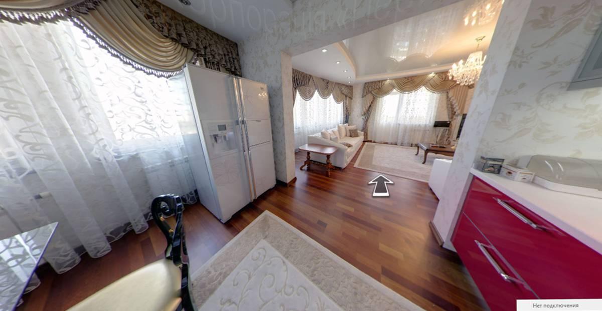 Продам 3 комн. квартиру 122 м с ремонтом г. Киев ул.Саперно-Слободская 10