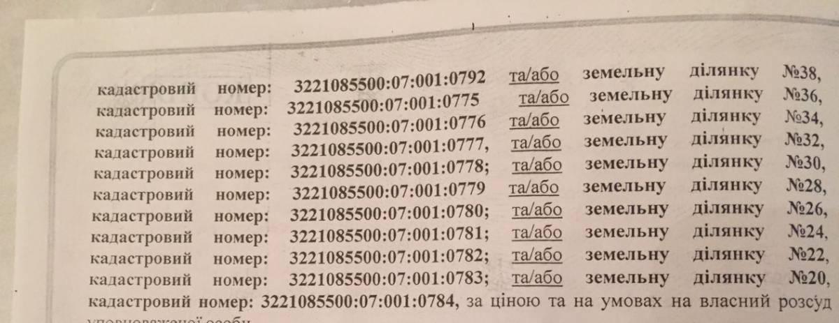 Продам 1-4,5 га с. Микуличи / НемешаевоБородянский район 6 км Ворзель 9 км Буча 13 км Ирпень 18 км кп Киев