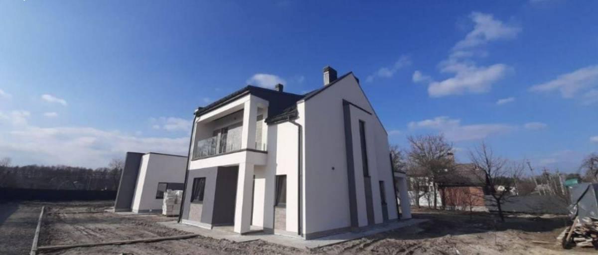 Продам 140 м2 дом с. Романков закрытый коттеджный городок рядом Ходосовка