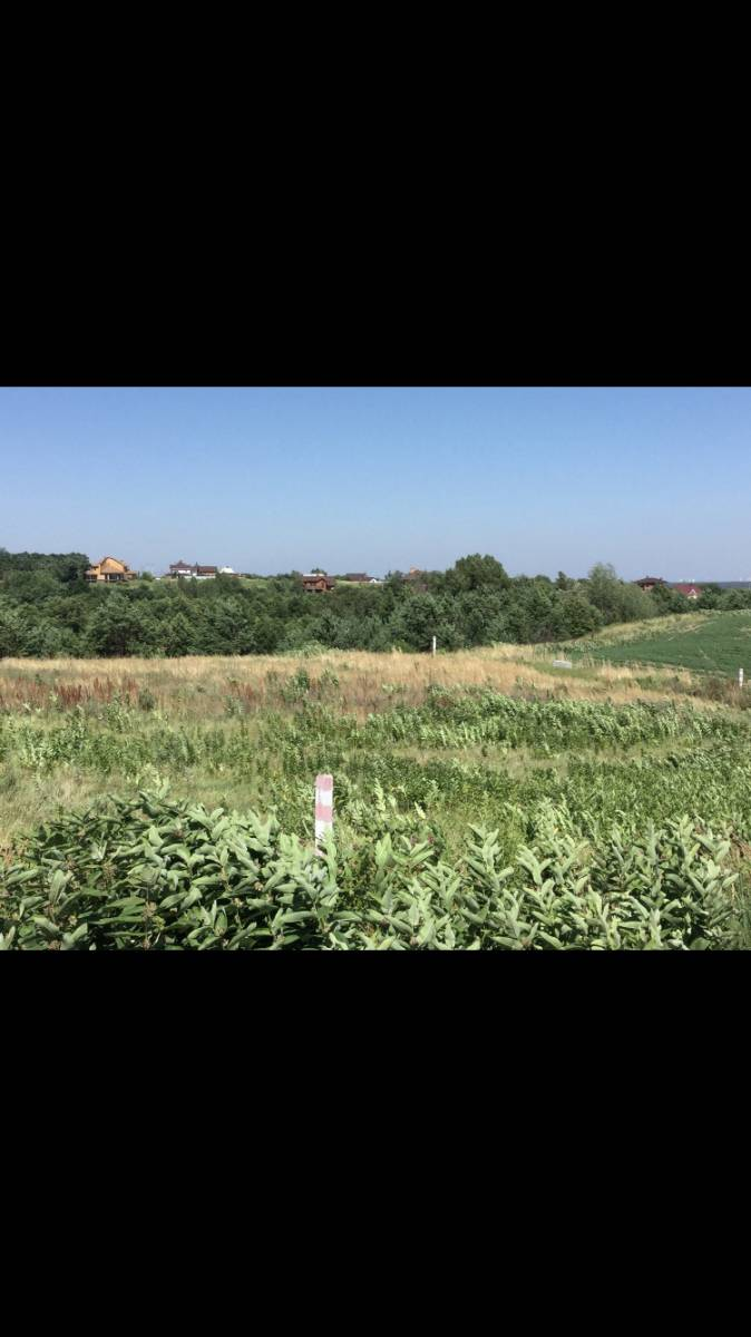 Продам 200 сот земли под застройку с. Гореничи рядом Шпитьки Белогородка 8км Киев