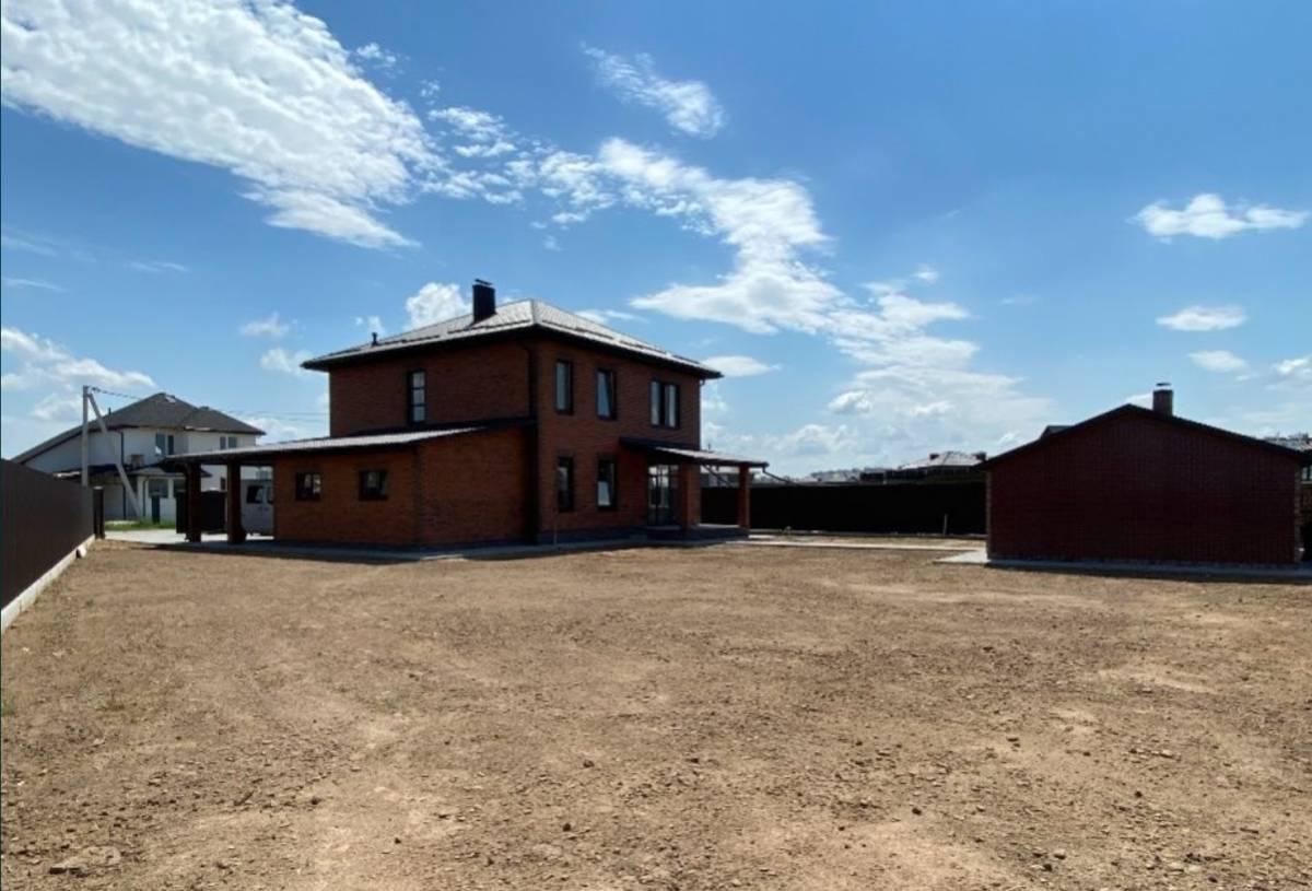 Продам 215 м2 дом с. Софиевская Борщаговка 2 км Киев