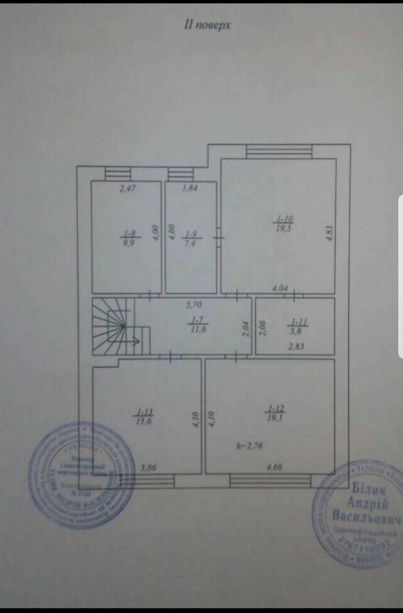 Продам дом в лесу 210 м2 с. Ходосовка ( рядом Лесники Козин )