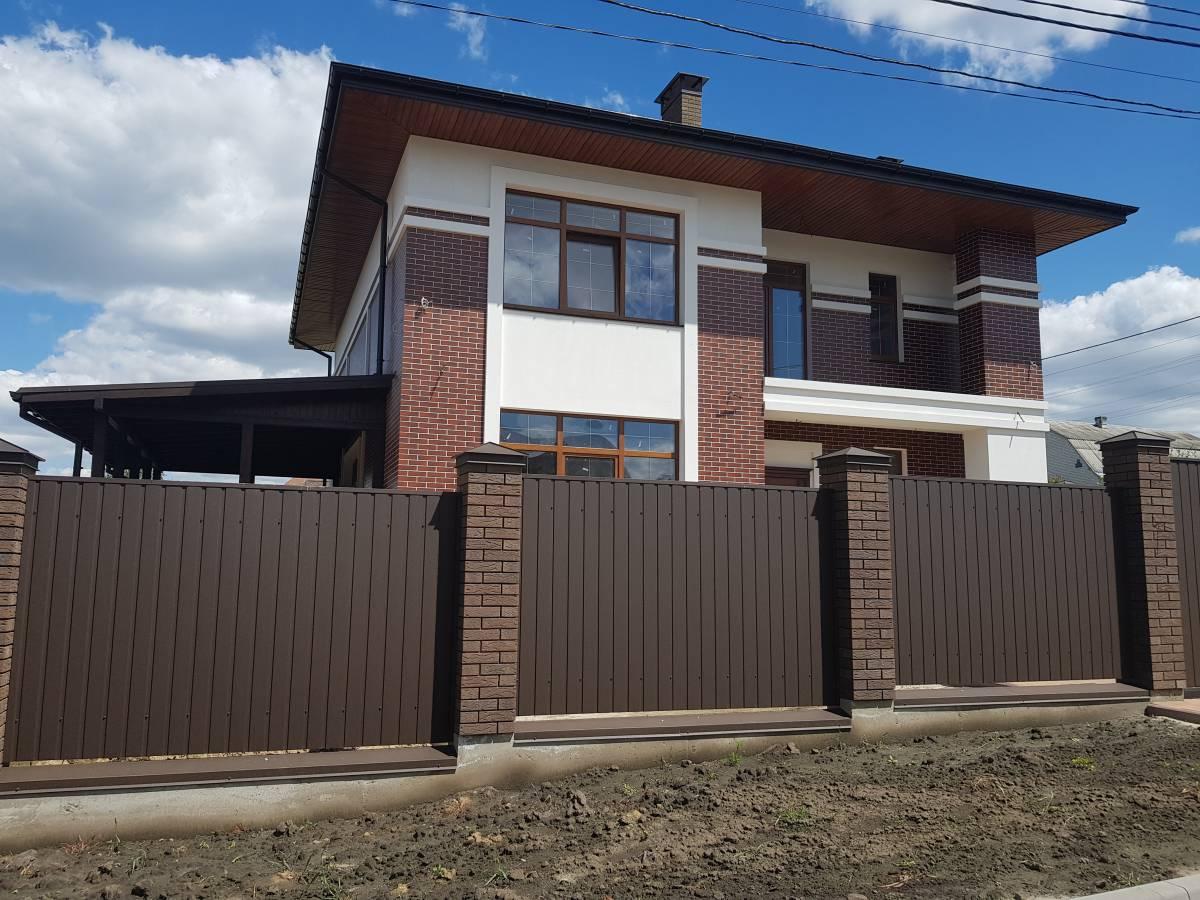 Продам дом 210м2 рядом лес с. Ходосовка (район Лесники Козин )