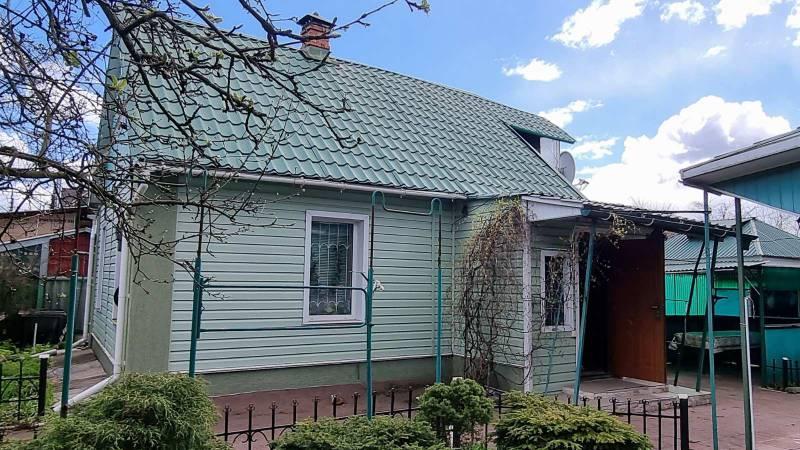 Продам 2 эт. дачный дом 65 кв.м. в с.Хотяновка,с.к Урожай,30м сосновый лес